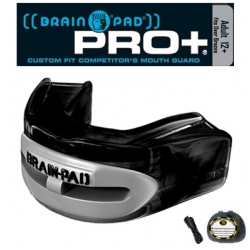 PRO+ Black/Gray - Adult Size - 12 & Up
